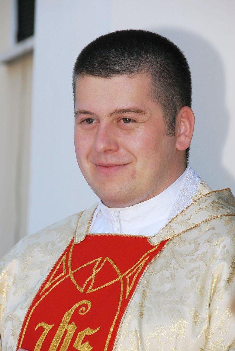 p Danijel Koraca, DI mlada misa 2007