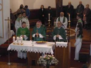 Župna misa u 11