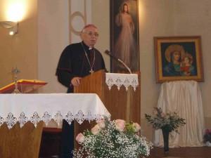 Nagovor nadbiskupa
